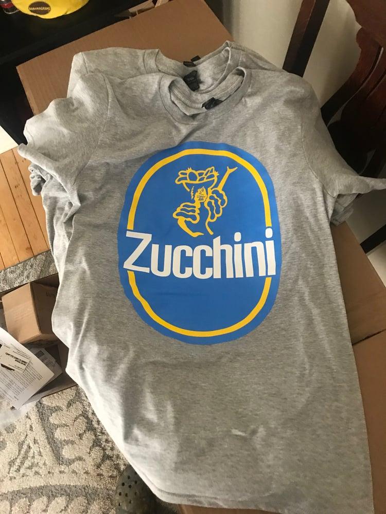 Image of 2019 Zucchini Shirt