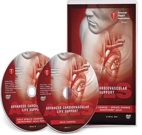 Image of ACLS Instructor DVD