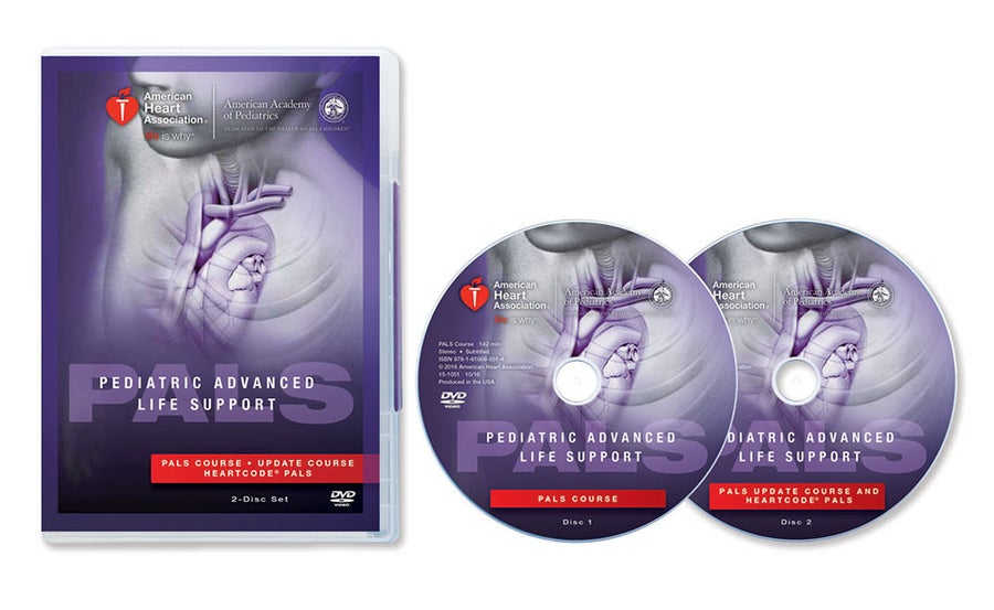 Image of PALS Instructor DVD