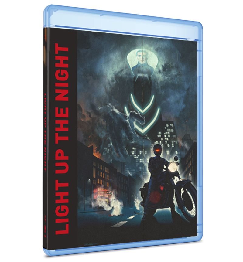 Image of Light Up the Night Blu-Ray