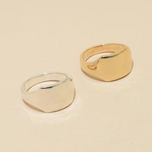 Image of MONOGRAM Signet Ring