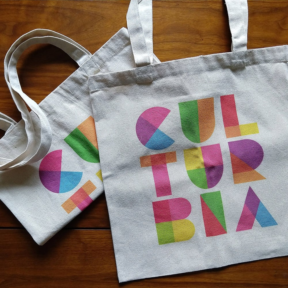 Image of natural tote bag
