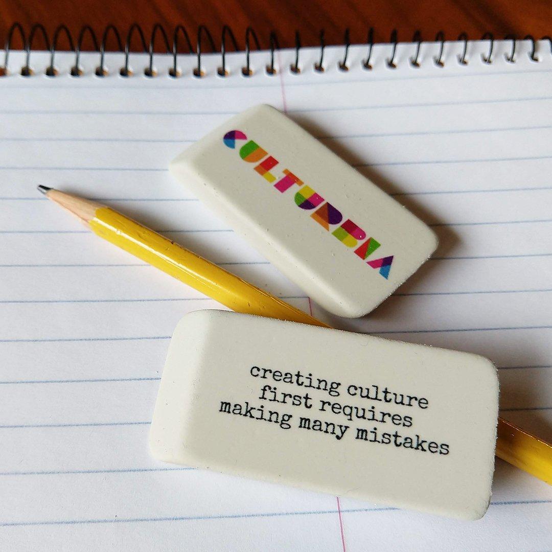 Image of double-sided eraser