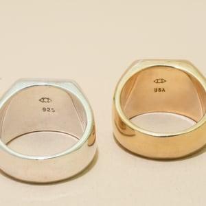 Image of SAVANT Signet Ring