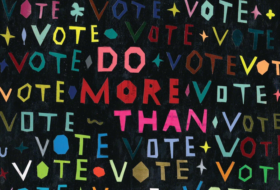 Image of Do More Than Vote