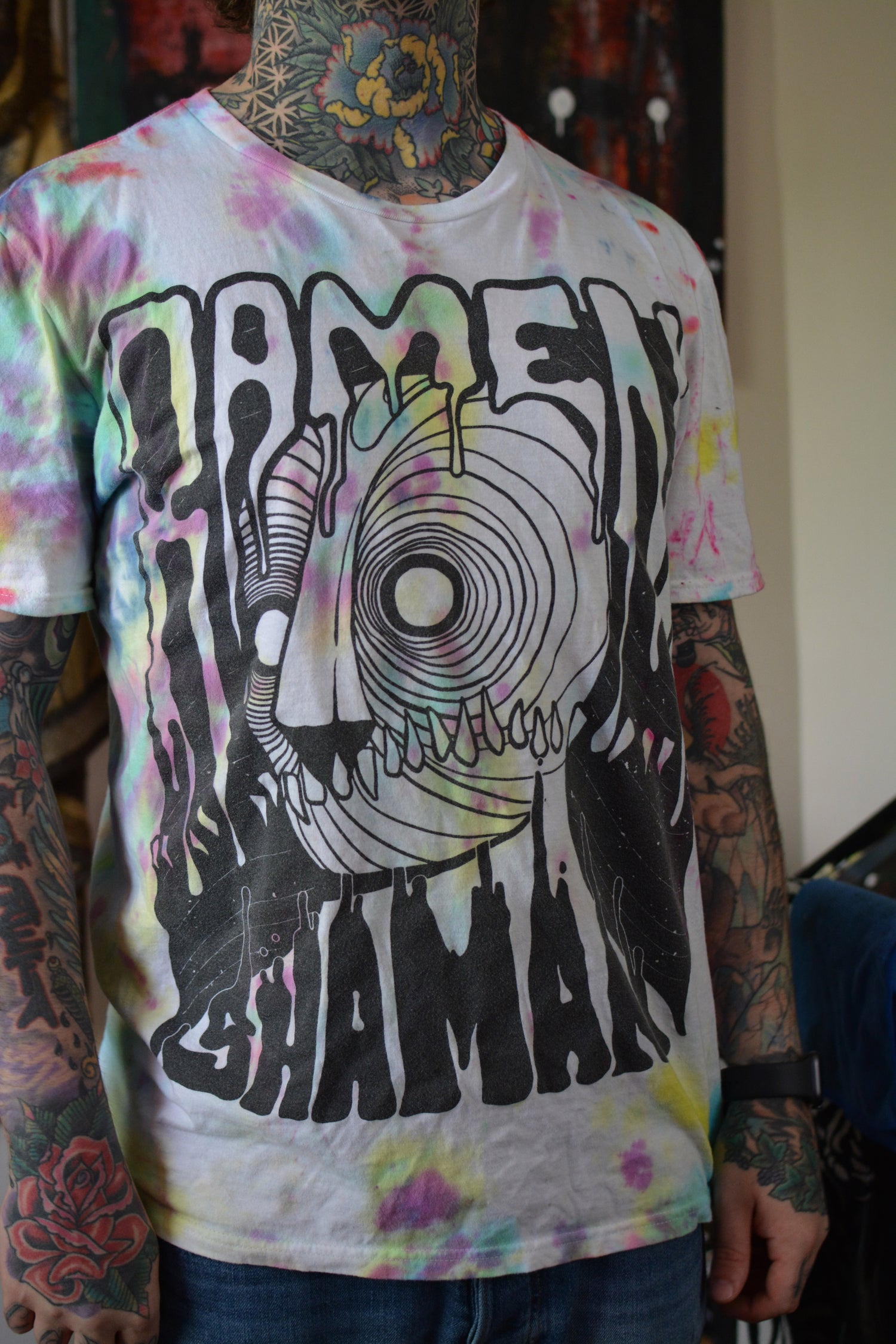 Image of Ramen Shaman Tie Dye (Limited)