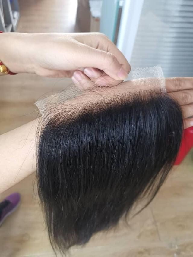 Image of HD Transparent Lace Closure