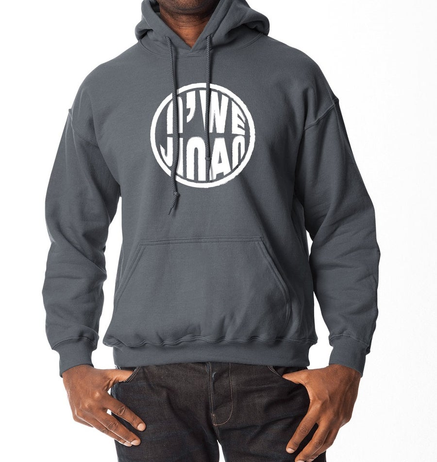 Image of Grey Hooded Sweater