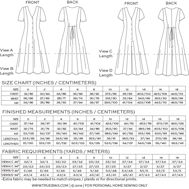 Image of SHELBY DRESS / ROMPER (PDF)
