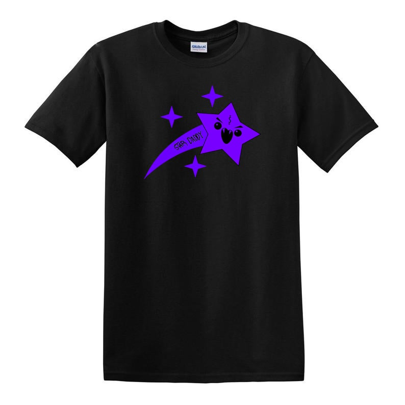 Image of Star Daddy Twinkle Star t-shirt