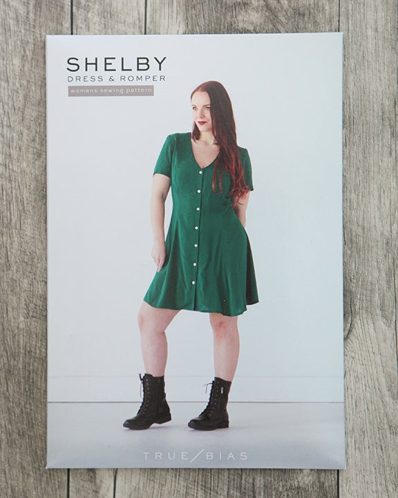 Image of SHELBY DRESS / ROMPER (PAPER)