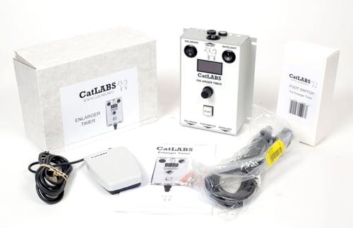Image of CatLABS Universal Digital Darkroom Enlarger Timer