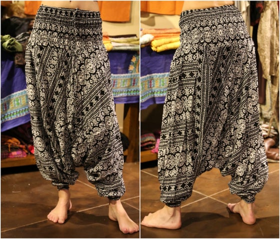 Image of Aztech Harem Pants