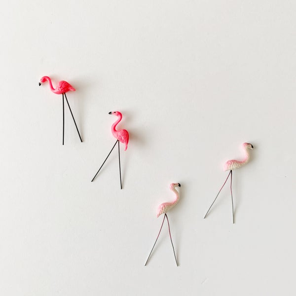 Image of Flamingo Lawn Ornaments