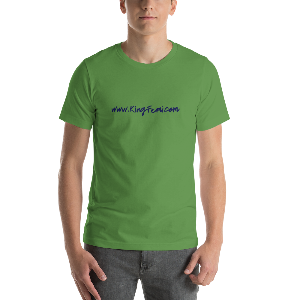 Image of KingFemi.com T-Shirt
