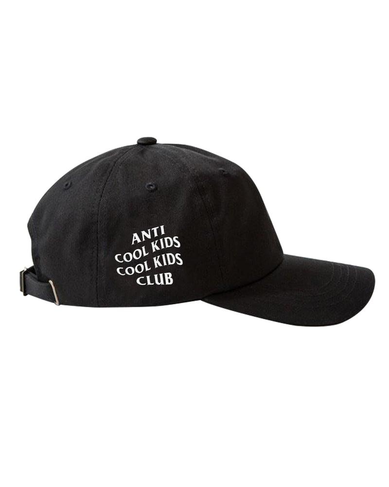 Image of ANTI COOL KIDS DAD HAT