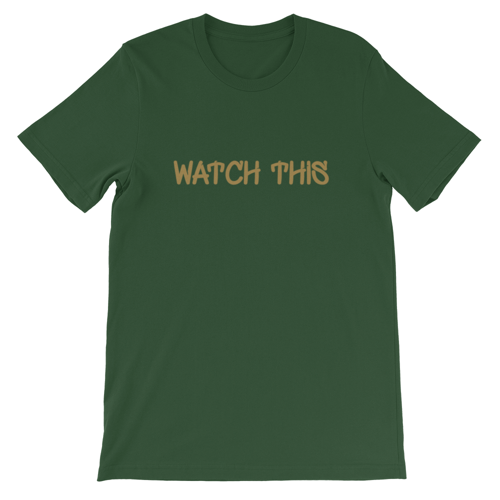 Watch This T-Shirt