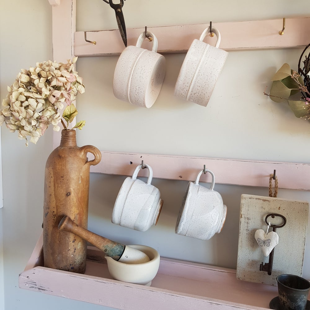 Image of Wall Rack - Pink