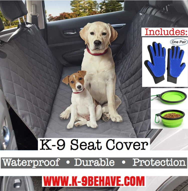 Image of K-9 Behave Hammock Seat Cover
