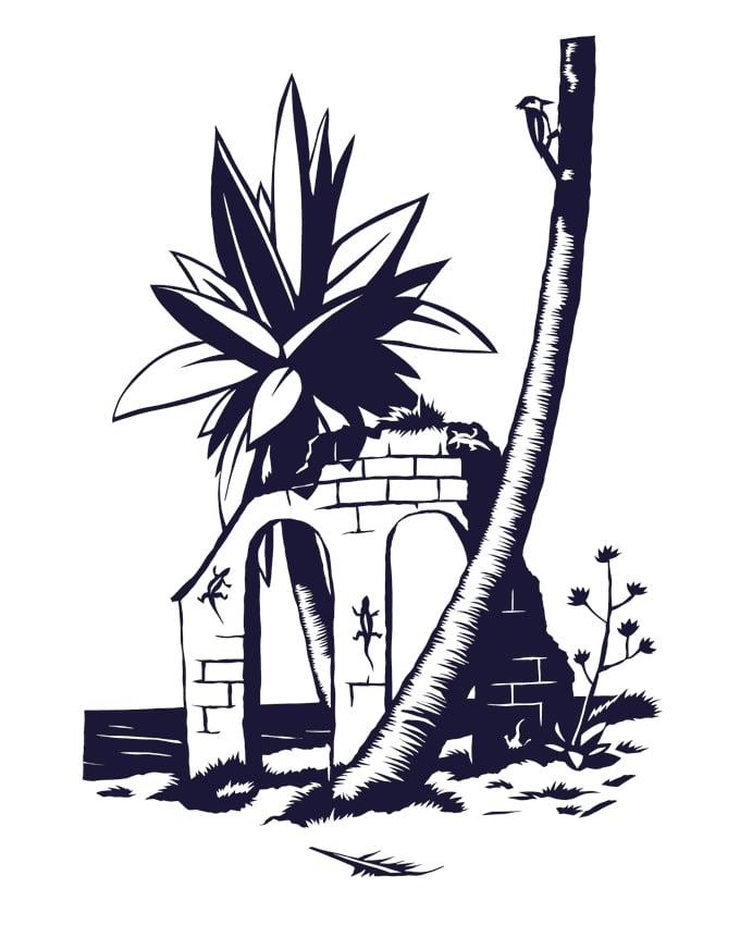 Image of »Janta Island Cut #27«