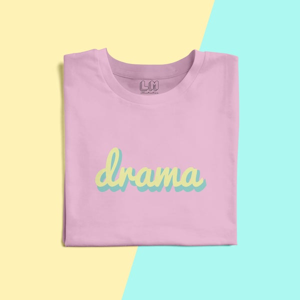 Image of T-shirt Drama