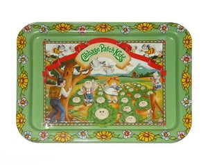 Image of VINTAGE Cabbage Patch Kids Lap Tray