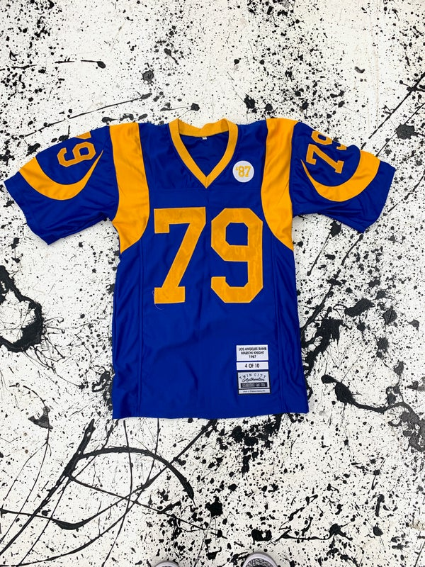 "Image of Fabolous Marion ""Suge"" Knight Los Angeles Rams"
