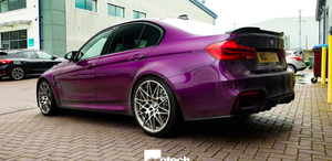Image of BMW M3 F80  CS Style Carbonspeed Rear Spoiler