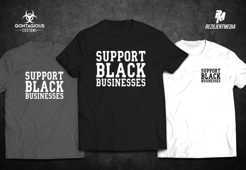 Image of SUPPORT BLACK BUSINESSES