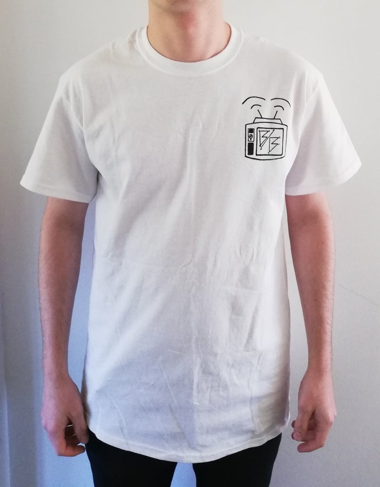 Image of TV Brain Tee