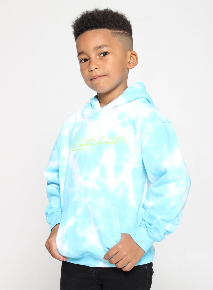 Image of Junior Ice Blue Hoody