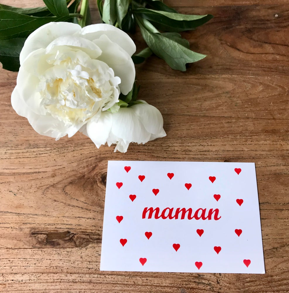 Image of Carte Maman ♥️