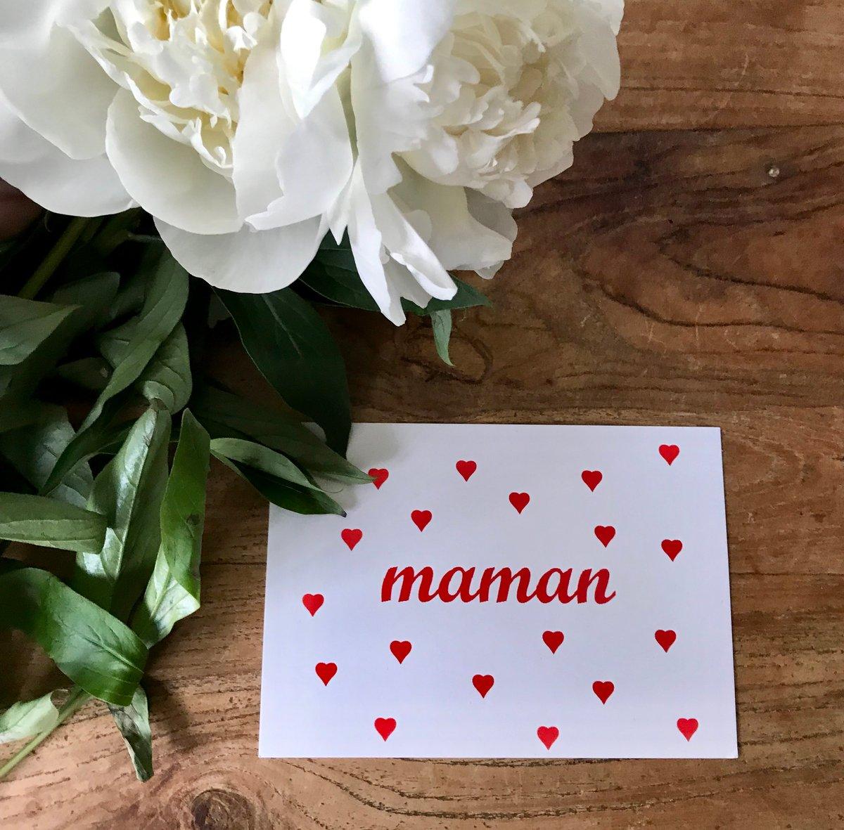 Image of Carte Maman ♥️