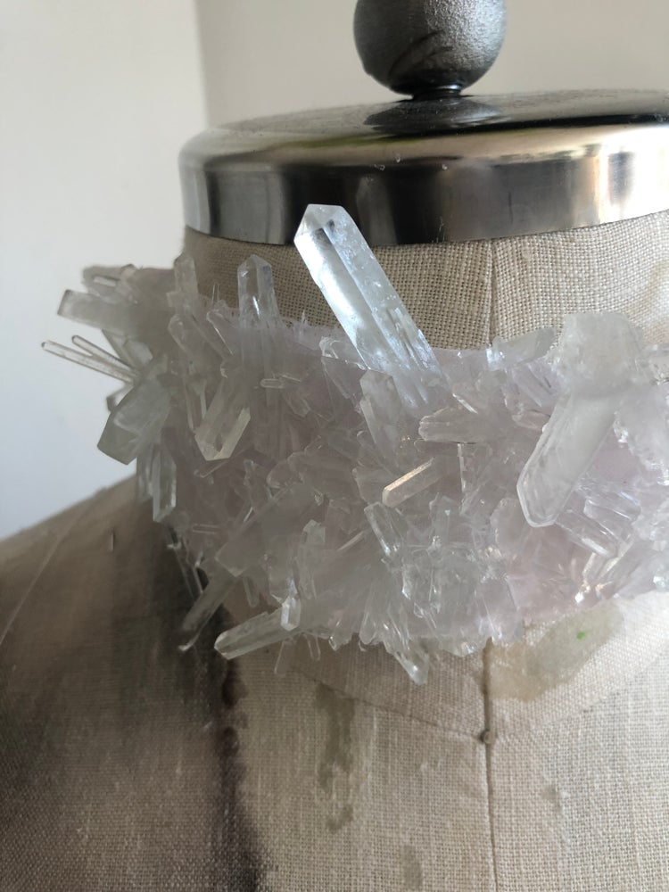 Image of Pre-Order Crystallized Choker - Large