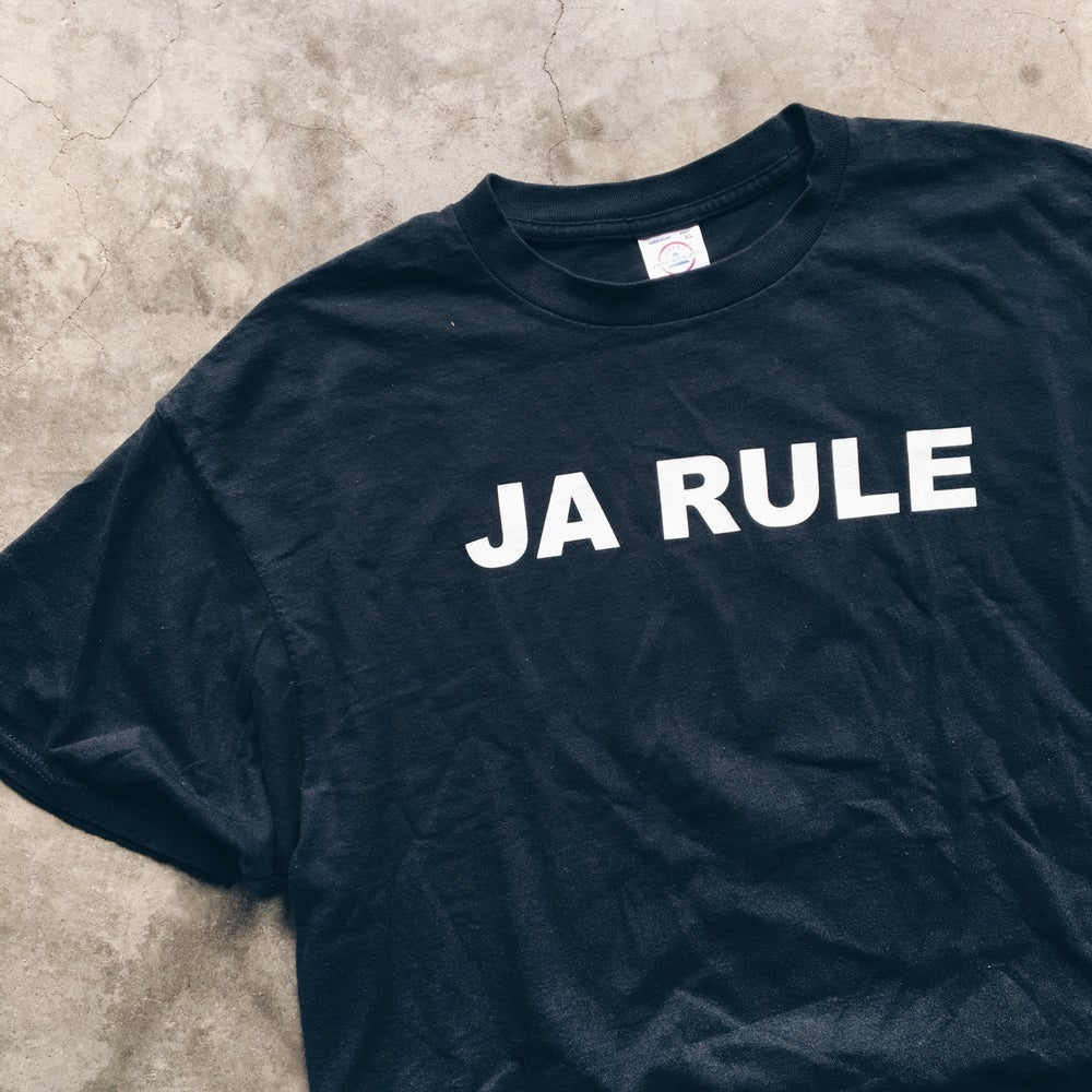 Image of Original 2001 Ja Rule Pain Is Love Tee.
