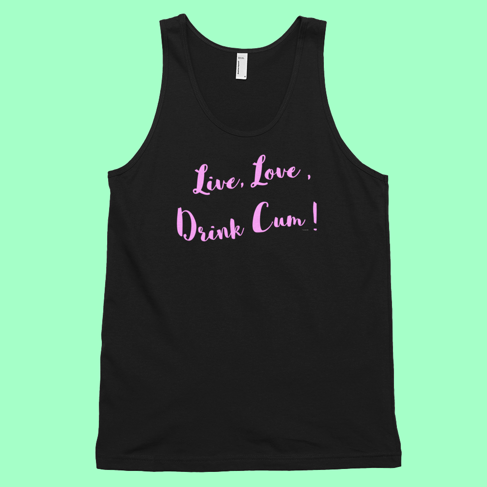Image of Live Love Drink Cum Tank