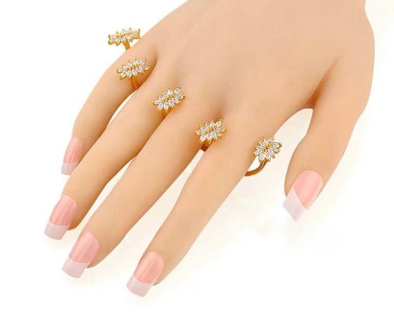 Image of Tammie Knuckle Ring