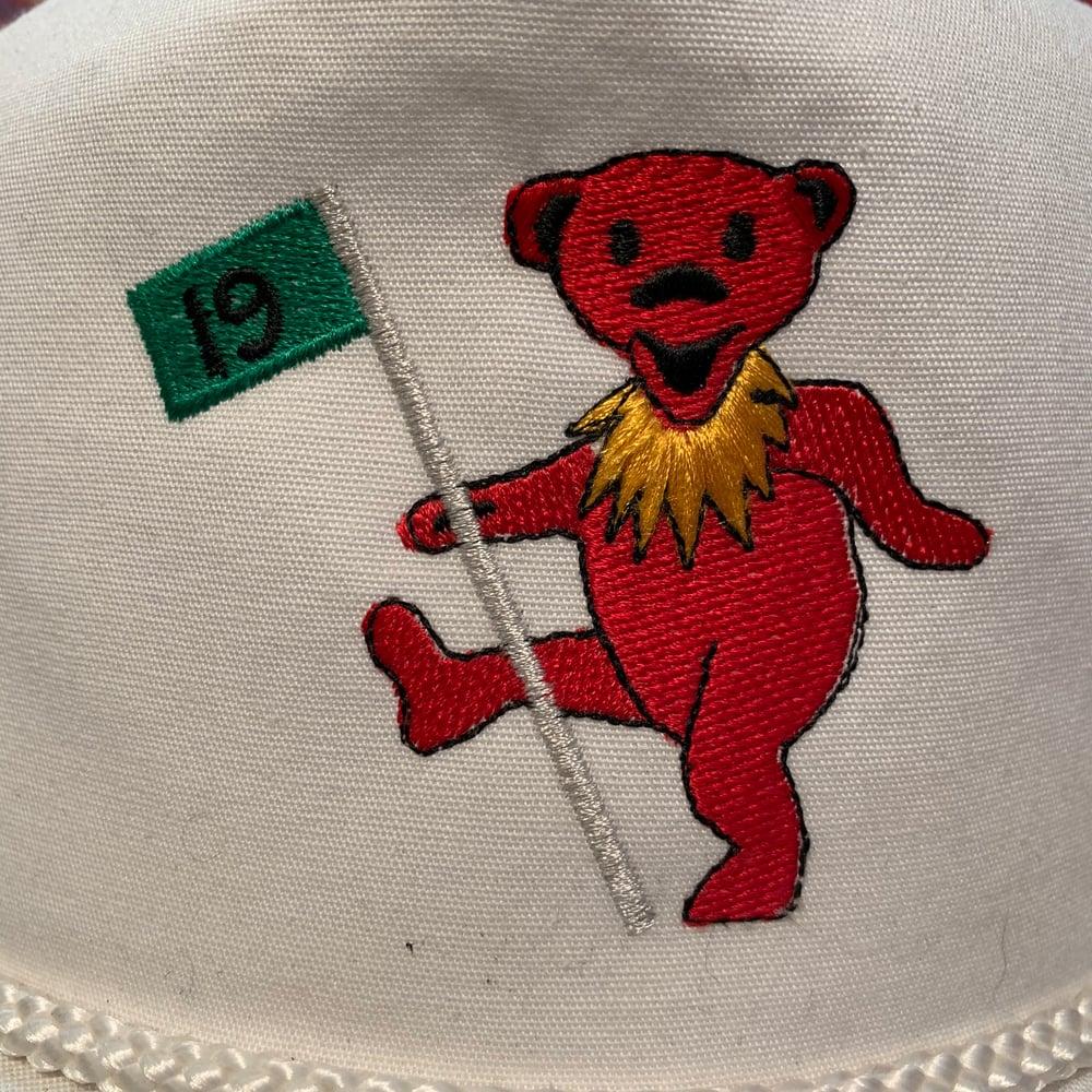 Image of Grateful Dead Original 1990's Vintage Golf Bears Cap!