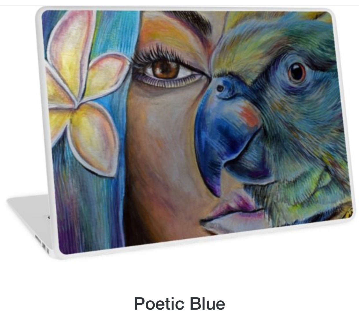 Image of Poetic Blue
