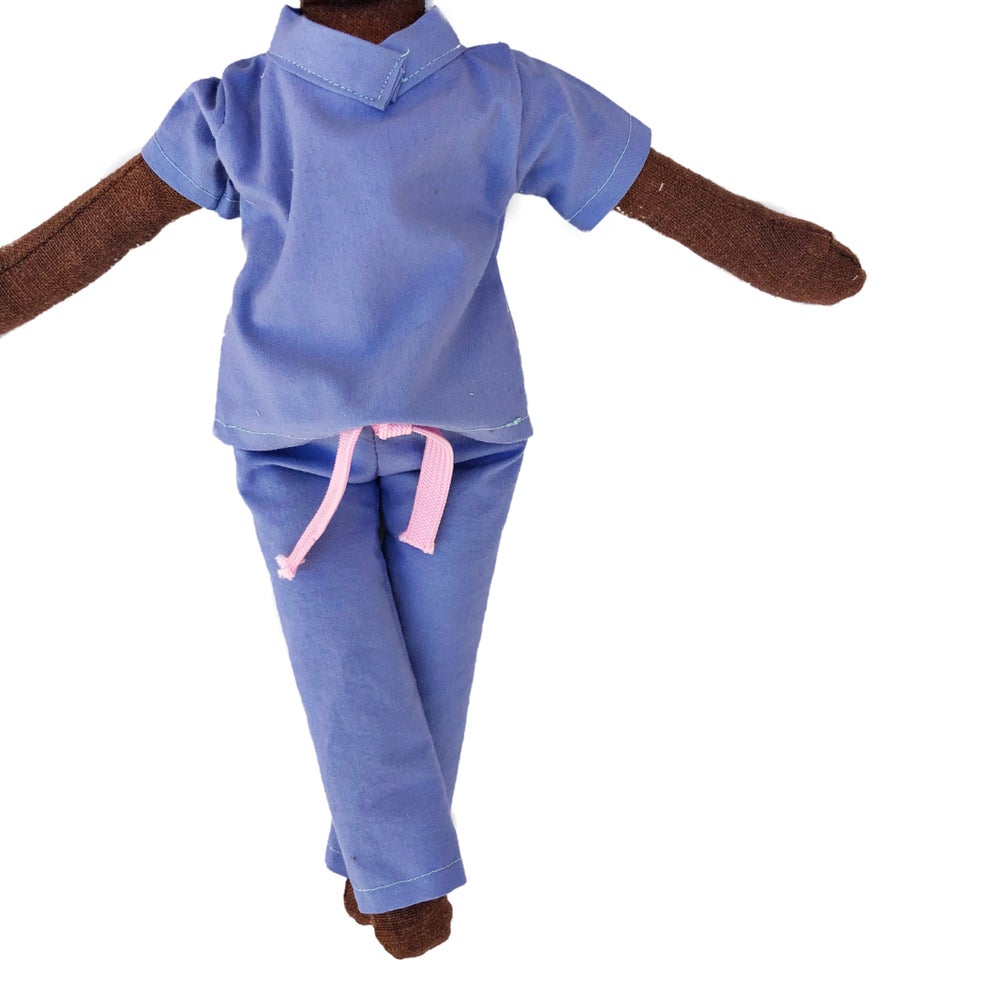 Image of Scrubs - Doll Accessory