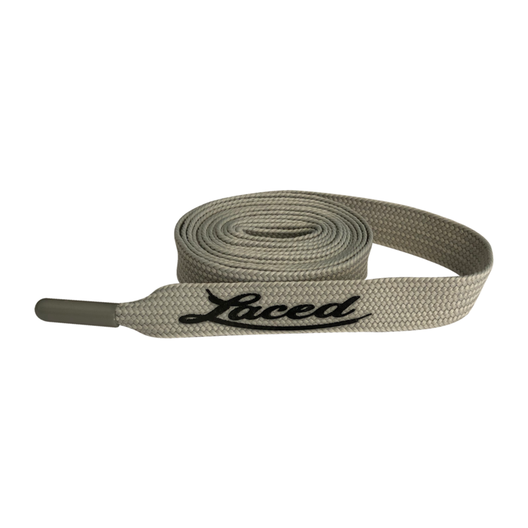 Image of Light Grey Laced Belt