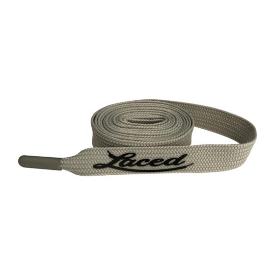 Image of Light Grey Laced Belt