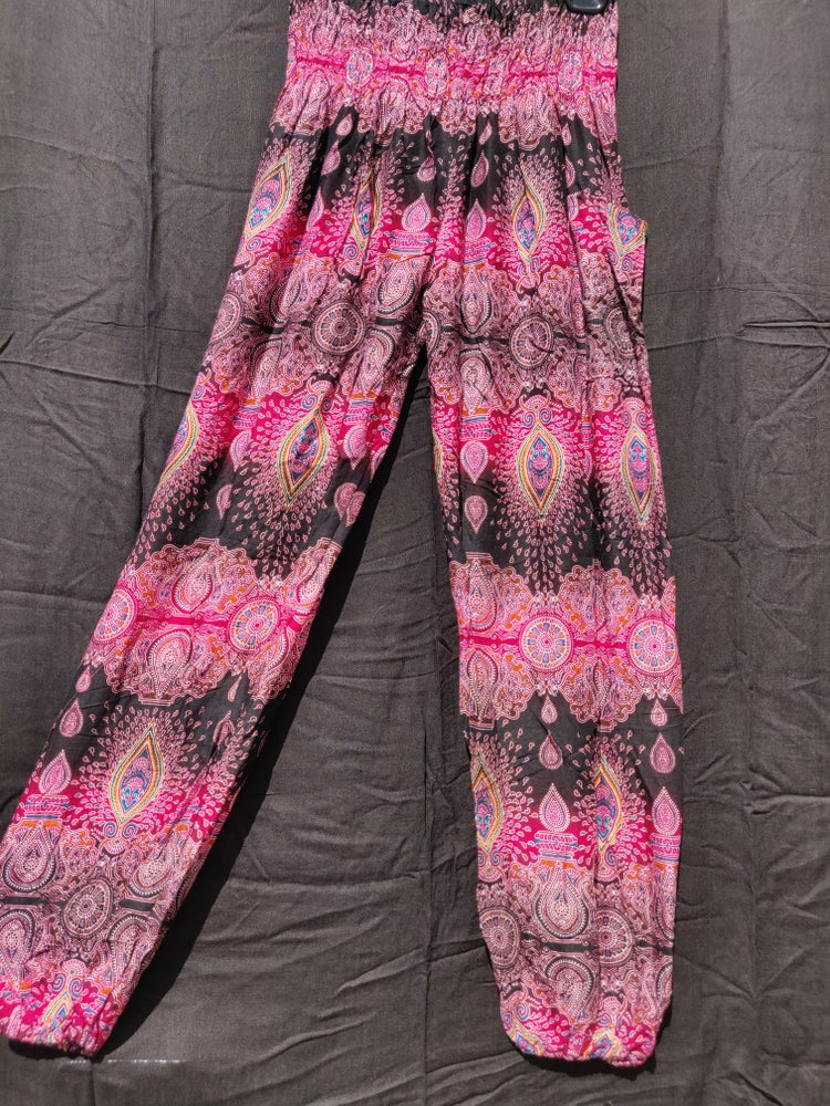 Image of Teardrop Harem Pants