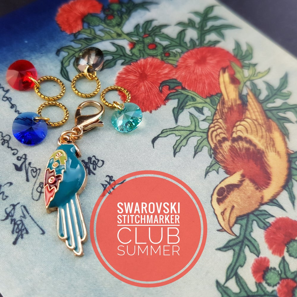 Image of SWAROVSKI STITCHMARKER CLUB - Summer
