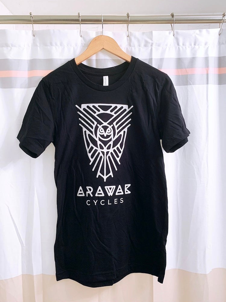 Image of Arawak Cycles Big Logo T-shirt