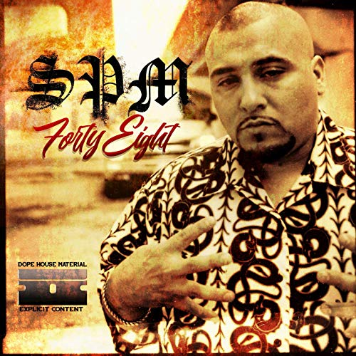 "Image of SPM ""Forty Eight"" album"
