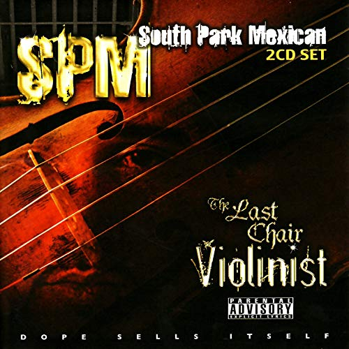 "Image of SPM ""The Last Chair Violinist"" album (double disc)"