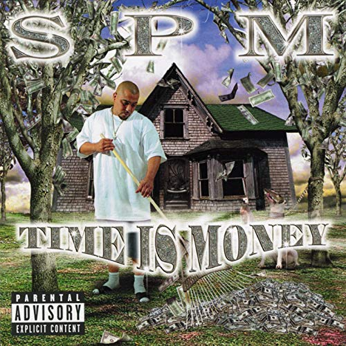 """Image of SPM """"Time Is Money"""" cd"""