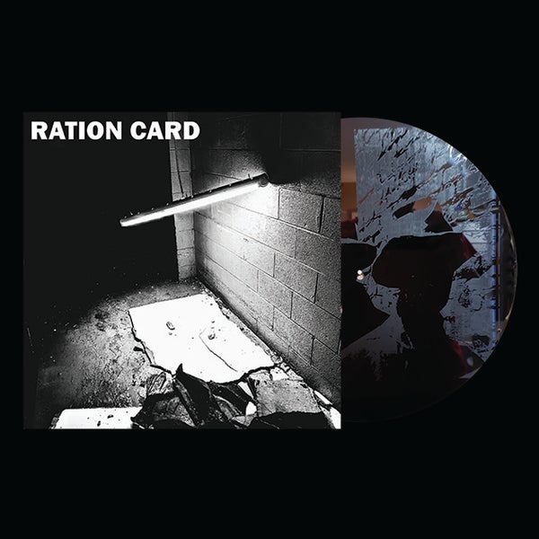 "Image of 12"" EP: Ration Card Self Titled"