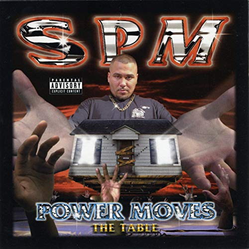 "Image of SPM ""Power Moves"" cd"